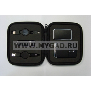 Флешка MG17USB_SET_Black.16gb